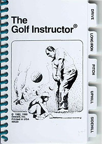 The Golf Instructor RH